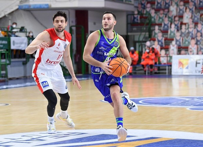 M.Spissu domina baskų klubą (FIBA nuotr.)