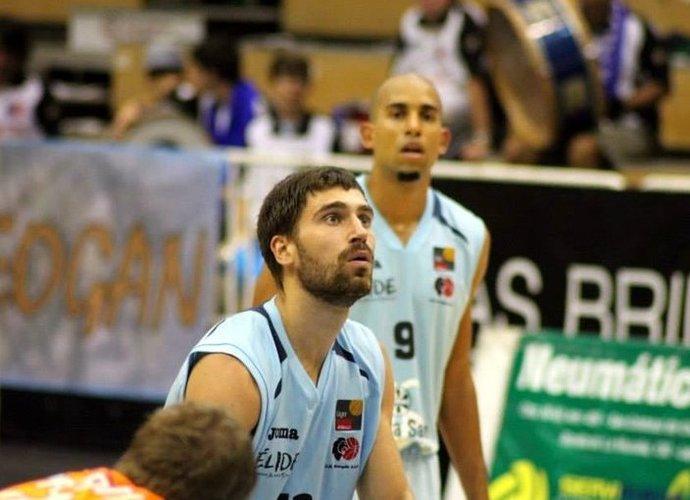 O.Matulionis antrą sezoną rungtyniauja Ispanijoje