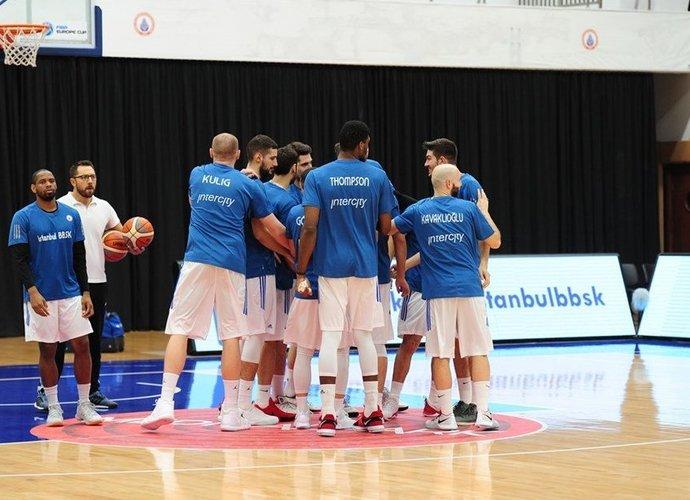 Stambulo klubas stabdo veiklą (FIBA nuotr.)