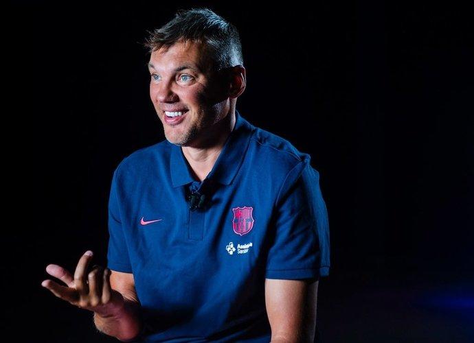 """Š.Jasikevičiaus """"Barcelona"""" taps reguliaraus sezono laimėtoja?"""