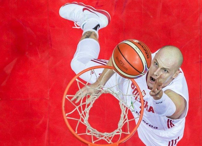 M.Lampe lieka Kinijoje (FIBA Europe nuotr.)