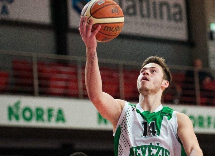 P.Semaška karjerą tęs Danijos klube (Fotodiena.lt)