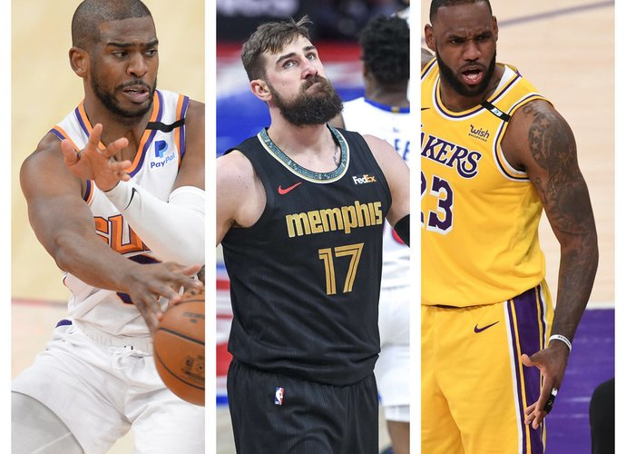 """J.Valančiūno ekipa, kitaip nei """"Suns"""" ar """"Lakers"""", nėra priskiriama prie favoritų (Scanpix nuotr.)"""