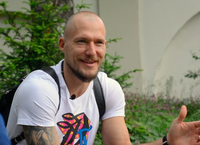 M.Mažeika pastaruosius metus praleido Vokietijoje