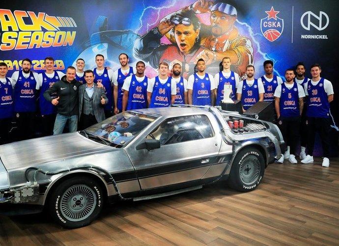 CSKA vis dar laikoma viena realiausių pretendenčių į titulą