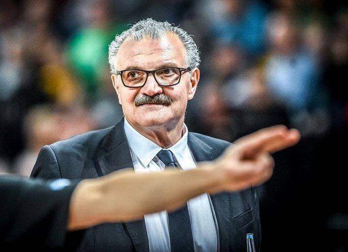 R.Sacchetti dar atsisakys dviejų žaidėjų (FIBA Europe nuotr.)