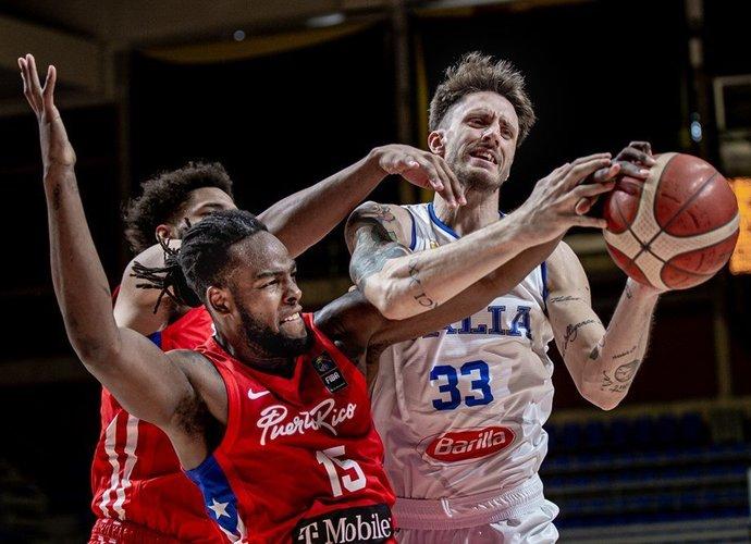 Italai laimėjo mačą (FIBA nuotr.)
