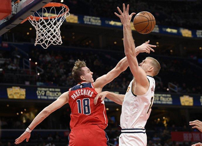 A.Pasečnikas lieka NBA (Scanpix nuotr.)