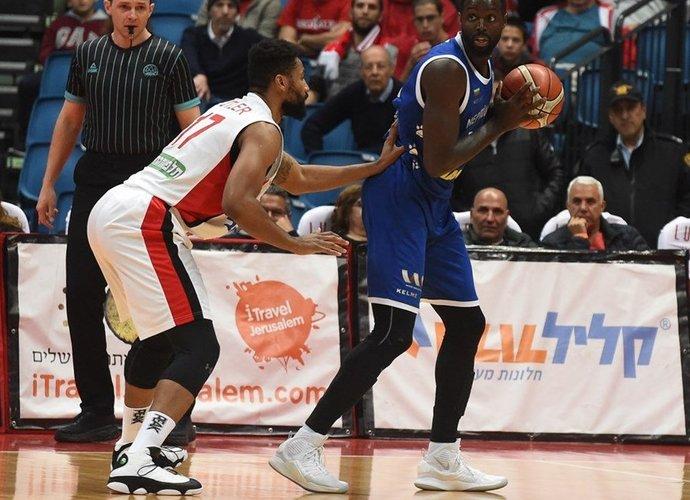 J.Grantas turi tvirtą nuomonę (FIBA Europe nuotr.)