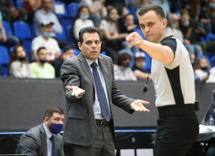 D.Itoudžio auklėtiniai turi vargo ketvirtfinalyje (Vtb-league.com nuotr.)