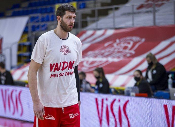 M.Kupšas tapo LKL mėnesio MVP (BNS nuotr.)
