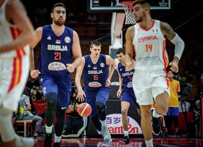 N.Jokičius buvo išvarytas iš rungtynių (FIBA nuotr.)
