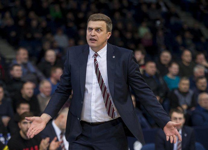 D.Adomaitis buvo nusivylęs komandos pasirodymu (BNS nuotr.)