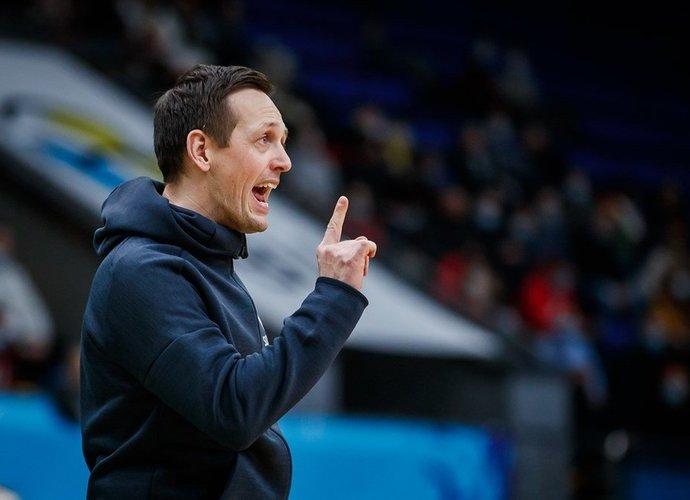 A.Sekuličius lieka prie slovėnų vairo (FIBA Europe nuotr.)