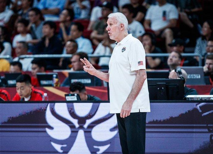 G.Popovičius siūlė nenuvertinti kitų pasaulio komandų (FIBA nuotr.)