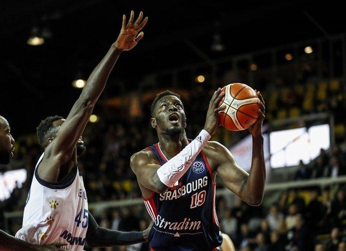 Y.Fallas debiutuos Eurolygoje (FIBA Europe nuotr.)