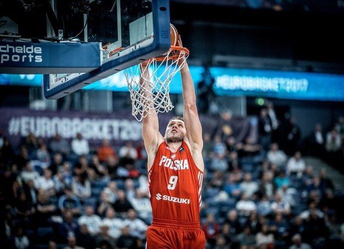 M.Ponitka buvo rezultatyviausias savo komandoje (FIBA Europe nuotr.)