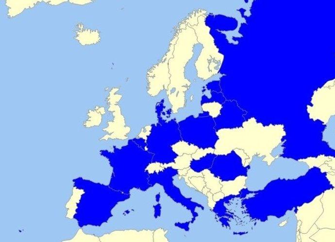 Lietuviai išsibarstę daugiau nei dešimtyje Europos valstybių
