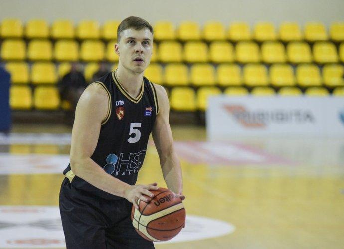 D.Anužis pelnė 19 taškų (Foto: NKL)