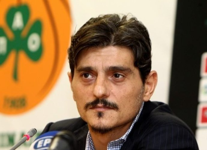 D.Giannakopoulos norėtų komandoje vėl matyti Ž.Obradovičių ir V.Spanoulį
