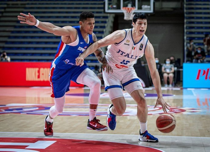 S.Fontecchio buvo geriausias tarp italų (FIBA nuotr.)