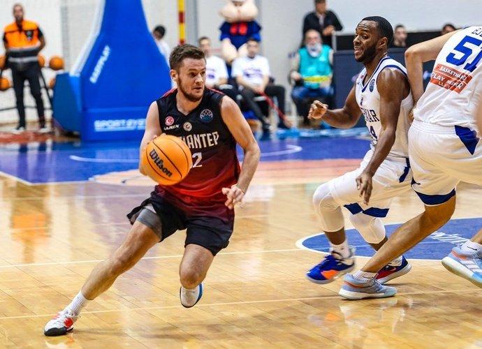 Š.Vasiliauskas pelnė 7 taškus (FIBA Europe nuotr.)