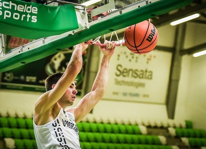D.Tarolis įmetė 15 taškų (FIBA Europe nuotr.)