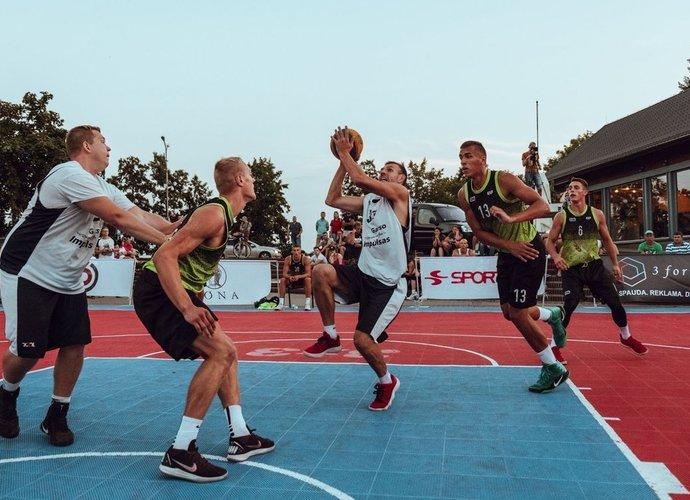 Lietuvoje vyks 3x3 čempionatas