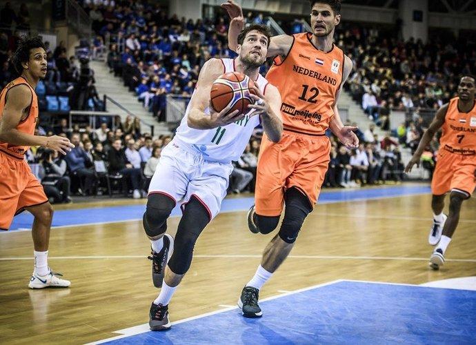 S.Benke pelnė 21 tašką (FIBA Europe nuotr.)