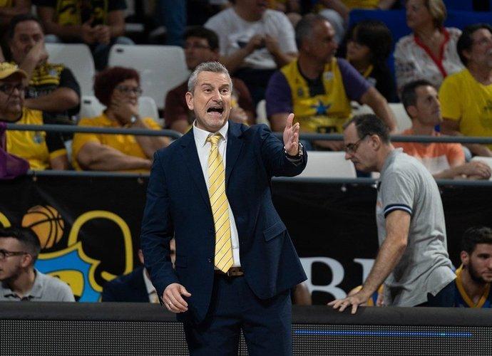 I.Zouros be darbo neužsibuvo (FIBA nuotr.)