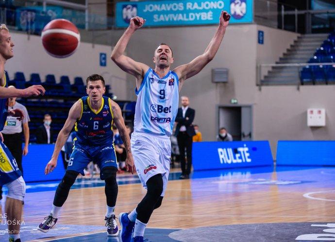 T.Delininkaitis žaidė rezultatyviai (NKL nuotr.)
