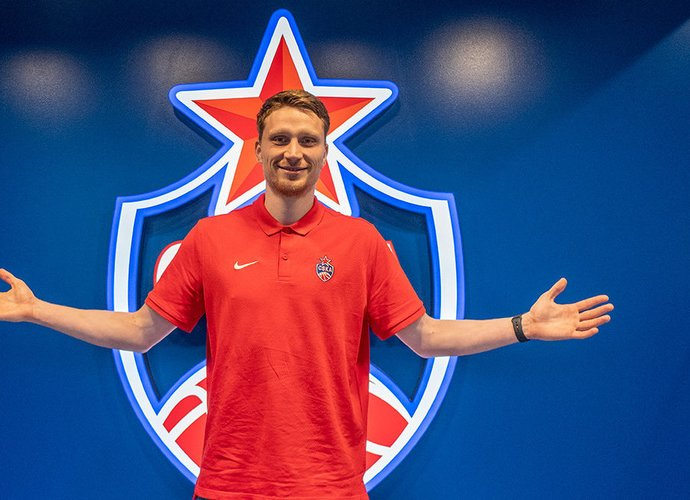 M.Grigonis keliasi į CSKA