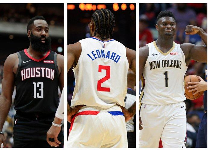 NBA sezonas žada daugybę įdomių istorijos linijų (Scanpix nuotr.)