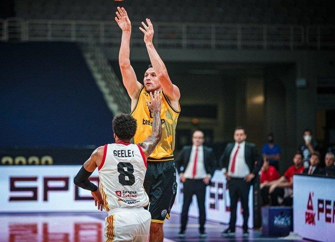J.Mačiulis kausis dėl tarptautinio trofėjaus (FIBA Europe nuotr.)