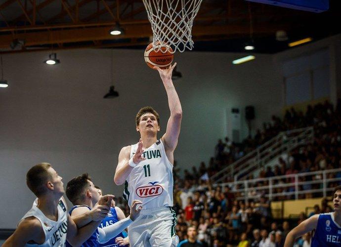 Ą.Tubelis jau debiutavo LKL (FIBA Europe nuotr.)