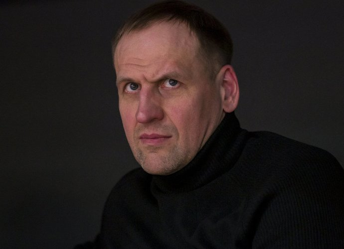 "A.Javtokas apsilankė podkaste ""Iš eilutės""  (BNS nuotr.)"