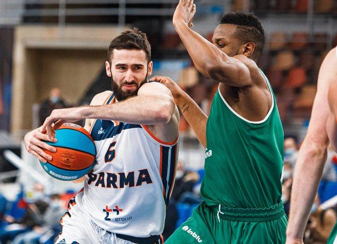 E.Žukauskas pelnė 16 taškų (Vtb-league.com nuotr.)
