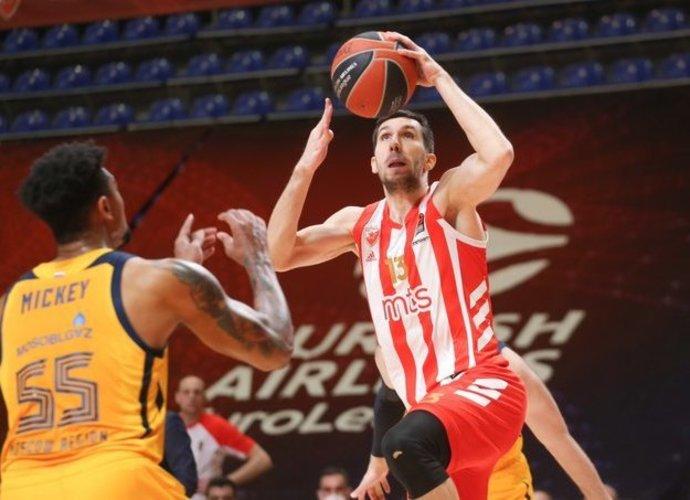 O.Dobričius surinko 15 taškų