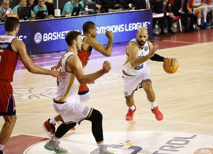 """""""Lietkabelis"""" pralaimėjo Manresoje (FIBA nuotr.)"""
