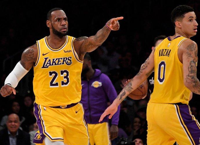 L.Jamesas – geriausiai apmokamas tarp krepšininkų (Scanpix nuotr.)