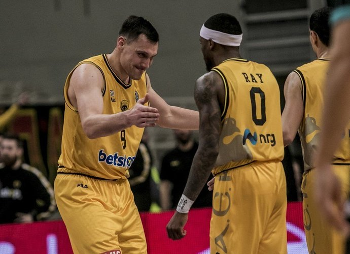 J.Mačiulis žais 3x3 turnyre (FIBA Europe nuotr.)