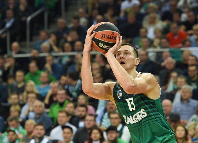 P.Jankūnas turėtų pagerinti savo poziciją rezultatyviausių žaidėjų sąraše (Josvydas Elinskas, Fotodiena.lt)