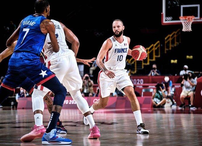 E.Fournier buvo prancūzų vedlys į pergalę (FIBA nuotr.)