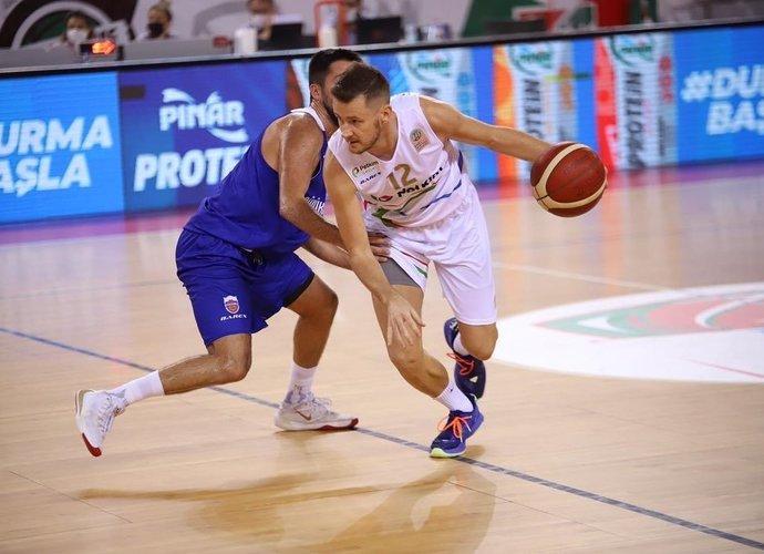 Š.Vasiliauskas atliko 7 rezultatyvius perdavimus