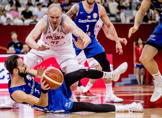 Čekai gali iškovoti 5 vietą (FIBA nuotr.)