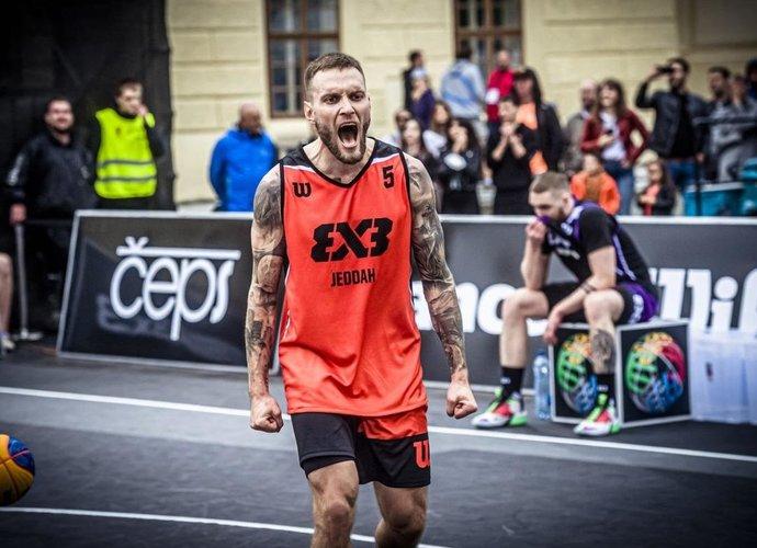 O.Varanauskas atstovaujama ekipa pasiekė pergalę (FIBA nuotr.)
