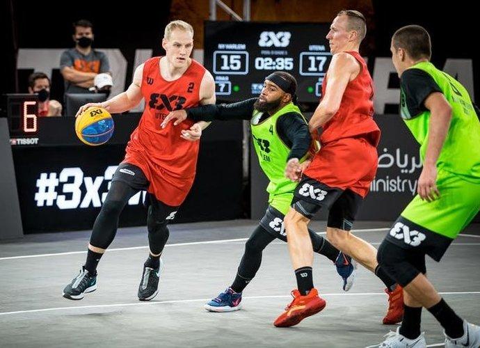 I.Vaitkus atstovaus rinktinei (FIBA nuotr.)