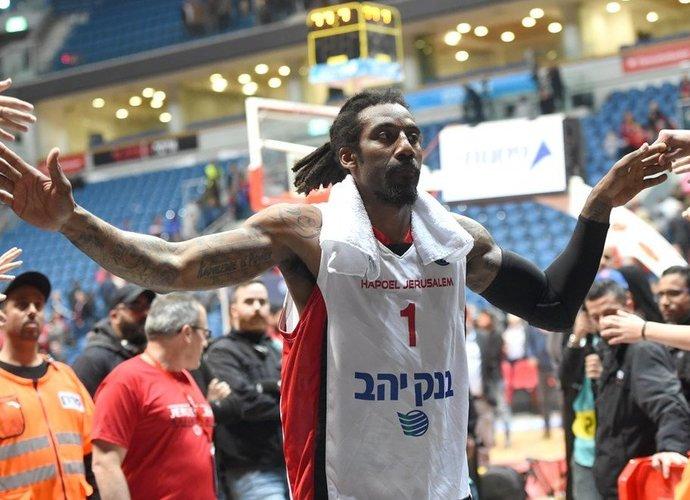 A.Stoudemire'as žais Tel Avivo klube (FIBA Europe nuotr.)
