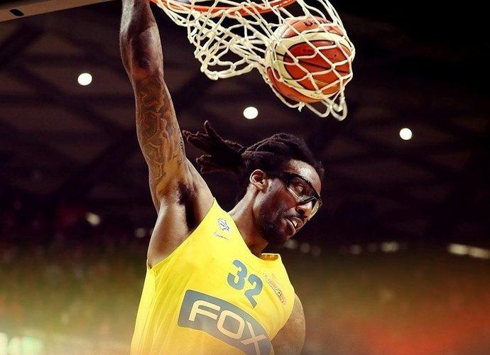 """""""Maccabi"""" gali susigrąžinti buvusią NBA žvaigždę"""