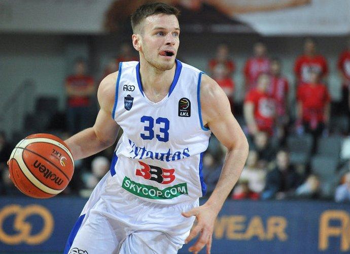 T.Dimša nesibaigus sezonui paliko Prienus (Josvydas Elinskas, Fotodiena.lt)